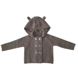 Baby Cashmere Hoody for 18 Months Baby