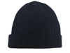Splash Color Striped Cashmere Beanie
