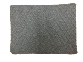 Diamond Shapes Cashmere Pillow Cover