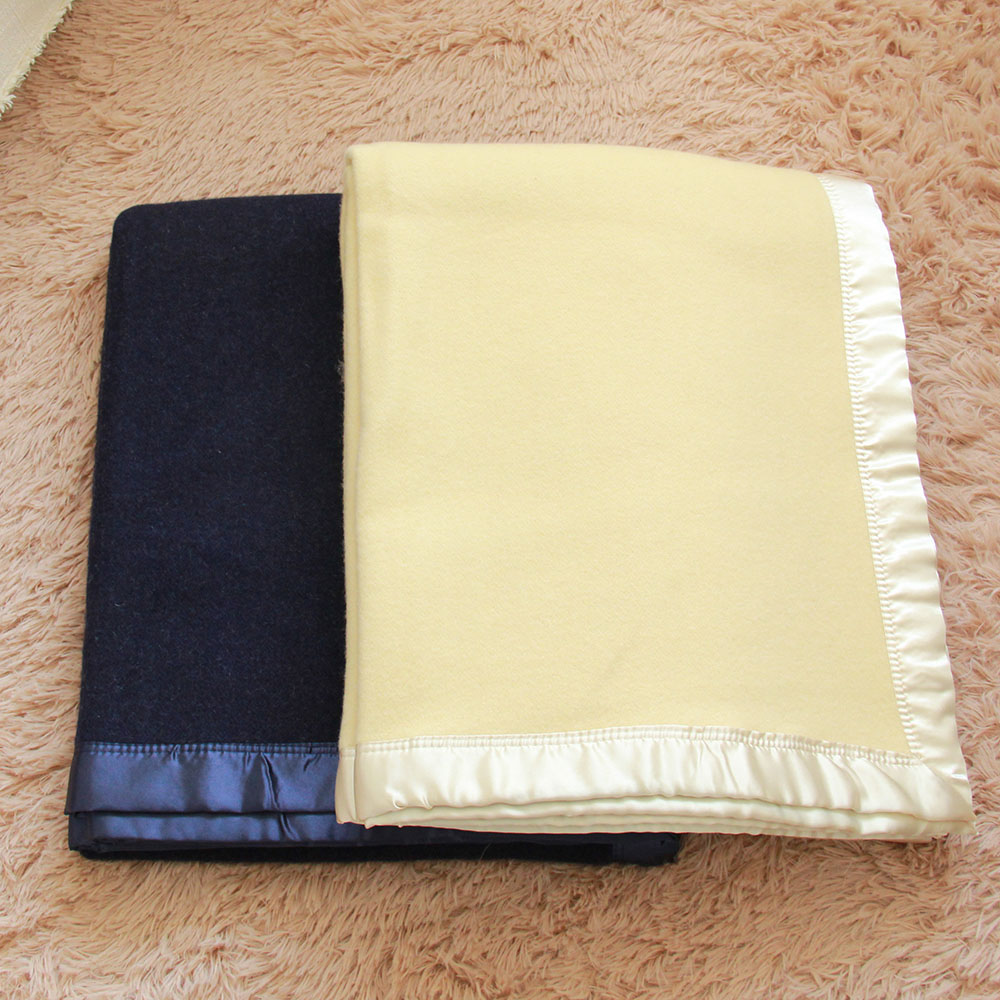 King Size Double Side Cashmere Blanket