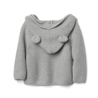 Baby Cashmere Hoodies Sweater
