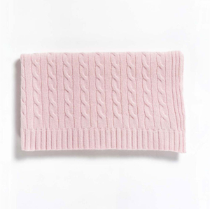 Baby Cashmere Knit Blanket