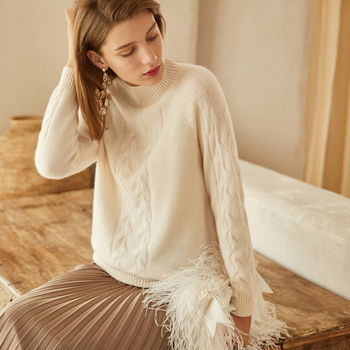 Cashmere--seductively soft comfort for all seasons