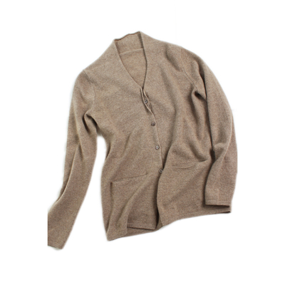 Lady Cashmere Cardigan Sweater