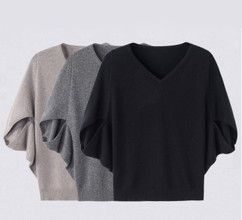 Why choose cashmere sweater