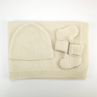 Cashmere New Born Baby Set