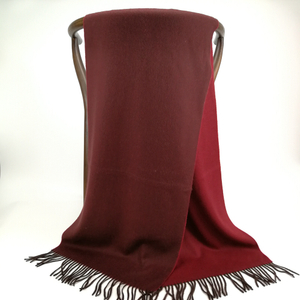 Cashmere Small Double Side Shawls, Cafe&Red